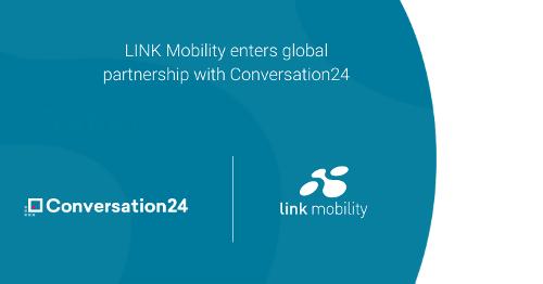 LINK mobility aloittaa kumppanuuden Conversation24 kanssa