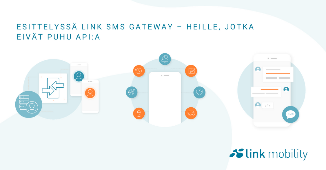 LINK SMS Gateway article
